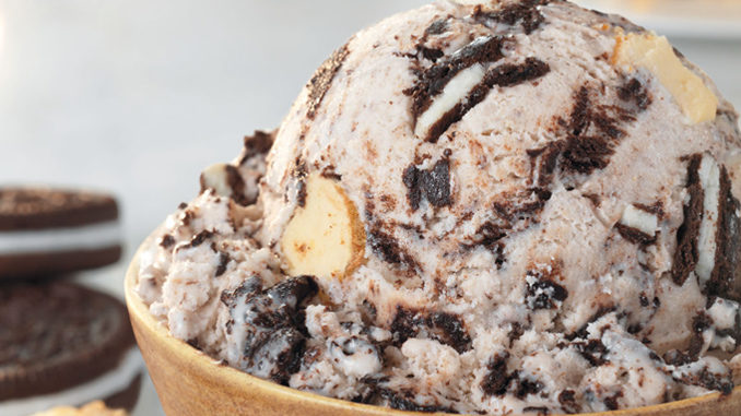 Baskin-Robbins Canada Brings Back Cookies 'N Cheesecake Ice Cream