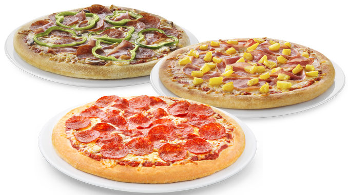 Buy One Medium Or Large Pizza, Get One 50% Off At Boston Pizza