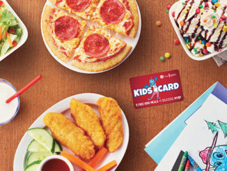 Get 5 Free Kids Meals At Boston Pizza With $5 Donation