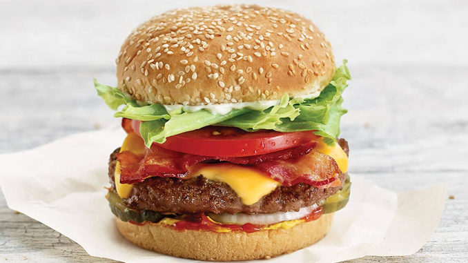 $3.50 Teen Burgers At A&W Canada Through September 2017