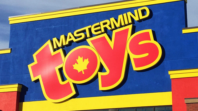 Mastermind Toys Continues Canadian Expansion