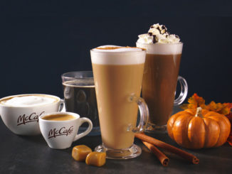 McDonald's Canada Pours $1 Specialty Coffee Through October 8, 2017