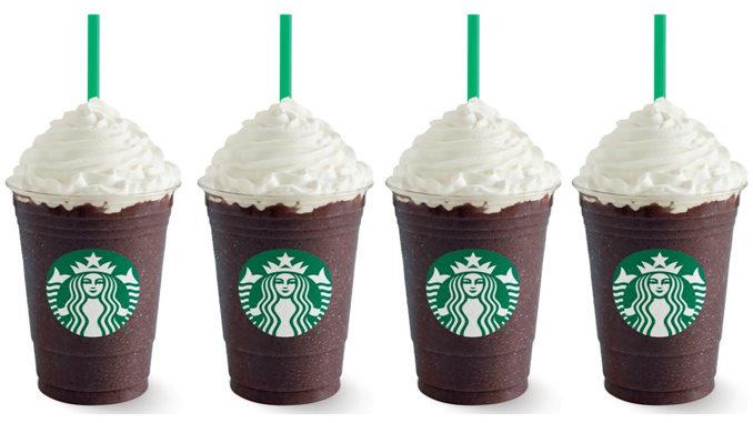 Starbucks Canada Launches New Dark Mocha Frappuccino