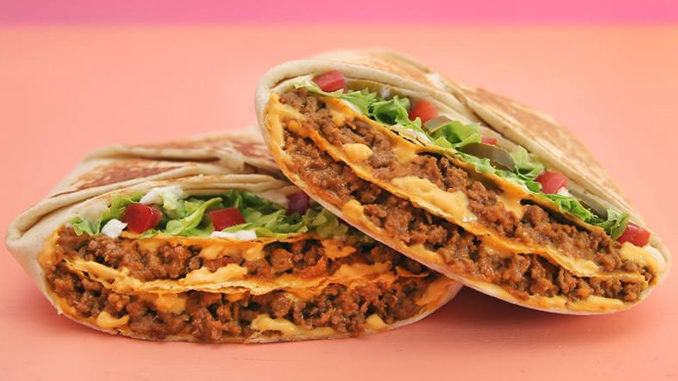 Taco Bell Canada Introduces New Triple Double Crunchwrap