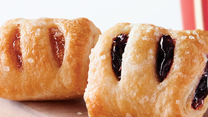Tim Hortons Introduces New Mini Strudels