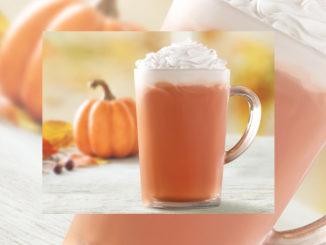 Tim Hortons Launches New Pumpkin Spice Latte