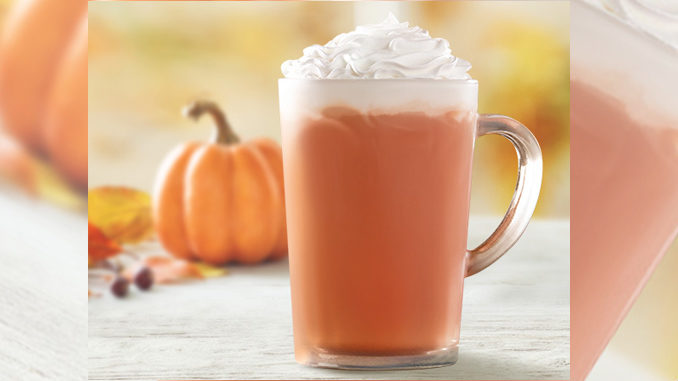 Tim Hortons Launches New Pumpkin Spice Latte