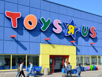 "Toys ""R"" Us Files For Bankruptcy Protection"