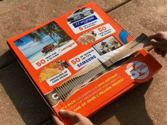 Crack The Cardboard Contest Is Back At Pizza Pizza For 50th Birthday Celebrations