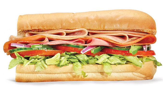 Free Sub At Subway Canada On November 3, 2017 When You Buy Any Sub And Drink