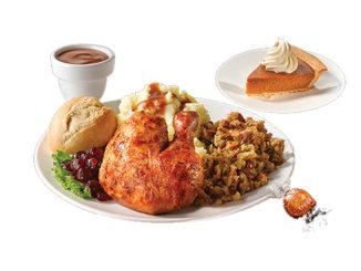 Swiss Chalet Serves Up $13.49 Thanksgiving Feast