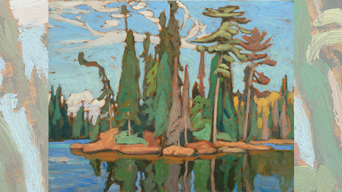 Lawren Harris Algoma sketch expected to fetch up to $600,000