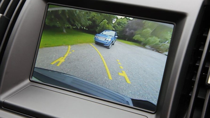 Canada Wants Mandatory Backup Cams In All Cars By 2018