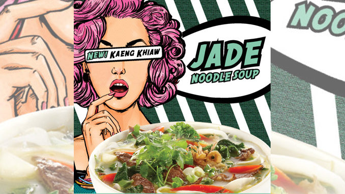 Thai Express Offers New Jade Noodle Soup