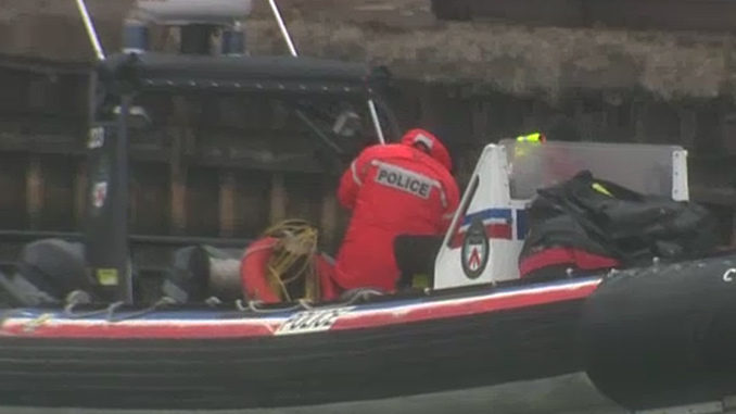 Toronto Police Recover Body Of Woman After Car Plunged Into Lake Ontario