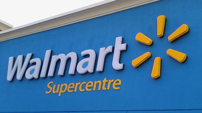 Walmart Drops Visa At 16 Stores In Manitoba