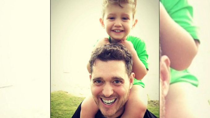 Michael Buble's Son Noah Has Cancer