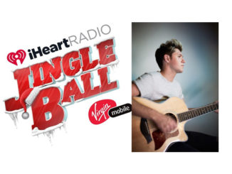 Niall Horan To Appear At iHeartRadio Canada Jingle Ball On November 25, 2016