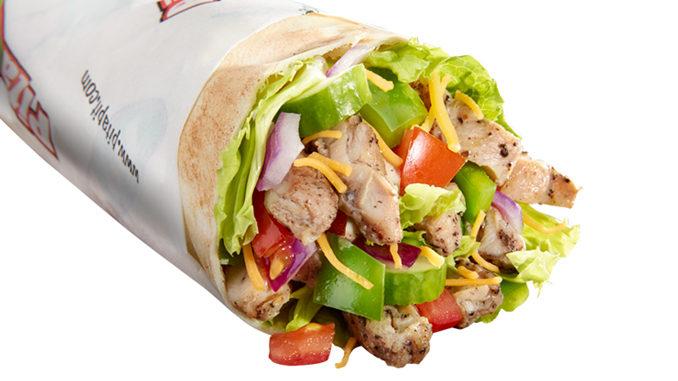 Pita Pit Canada Debuts New Chicken Shawarma Pita