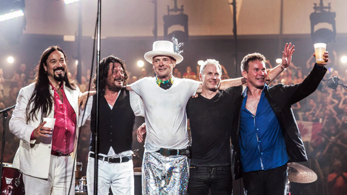 Tragically Hip's Historic Tour Immortalized In New Documentary