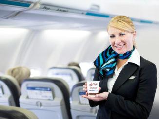 WestJet Airlines Serving McDonald's Coffee On Flights
