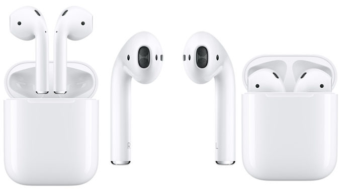 Apple's AirPods Now Available In Canada For $219