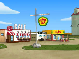 Corner Gas Animated Series Coming To The Comedy Network
