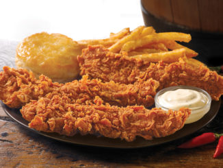 Popeyes Canada Introduces Tabasco Spiced Pepper Barrel Tenders