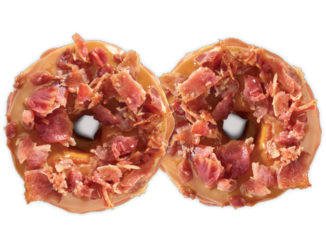 Country Style Brings Back The Maple Bacon Doughnut