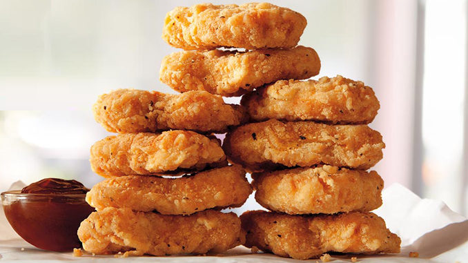 Get 10 Chicken Nuggets For $1.99 At Burger King Canada