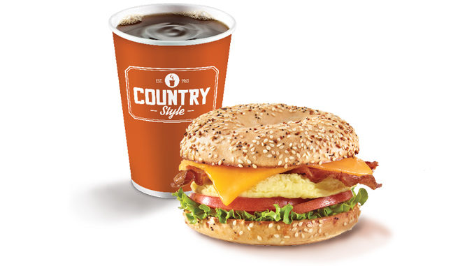 Get A Breakfast Sunriser Duo For $3.99 At Country Style