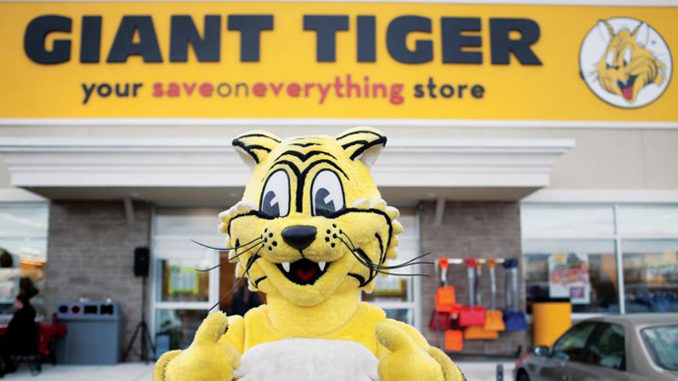 Giant Tiger Coming To Red Deer, Alberta In June 2017