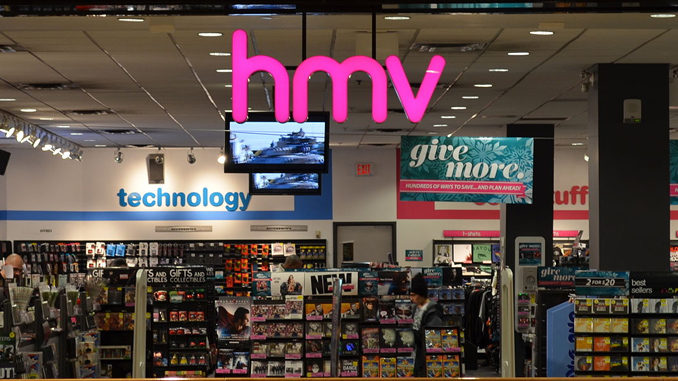 HMV Canada Goes Bust, Set To Close All 102 Stores