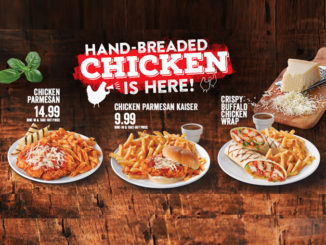 Hand-Breaded Chicken Is Back At Swiss Chalet