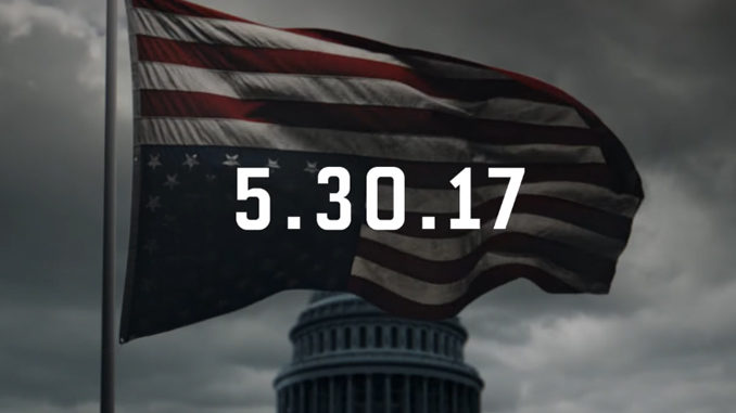 House Of Cards Season 5 Returns To Netflix Canada On May 30, 2017