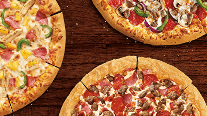 The $5 $5 $5 Deal Returns To Pizza Hut Canada To Kick Off 2017