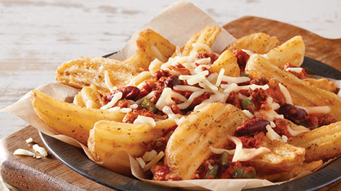 Tim Hortons Debuts New Loaded Potato Wedges