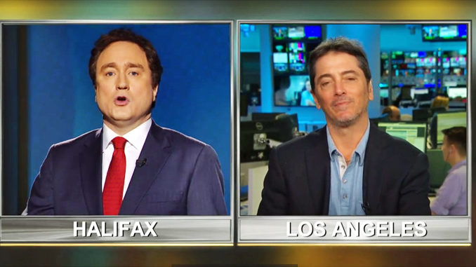 Watch Mark Critch and Scott 'Chachi' Baio Bury The Hatchet