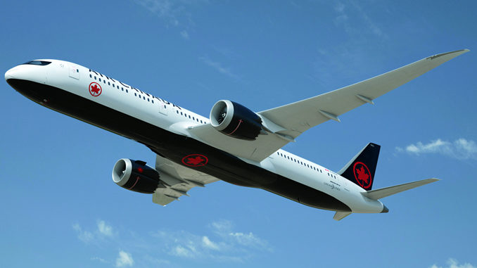 Air Canada Goes Retro With New Paint Scheme And Uniforms