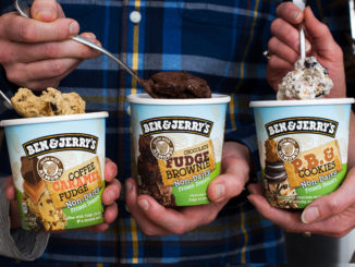 Ben & Jerry's Canada Debuts 3 New Non-Dairy Frozen Treat Flavors