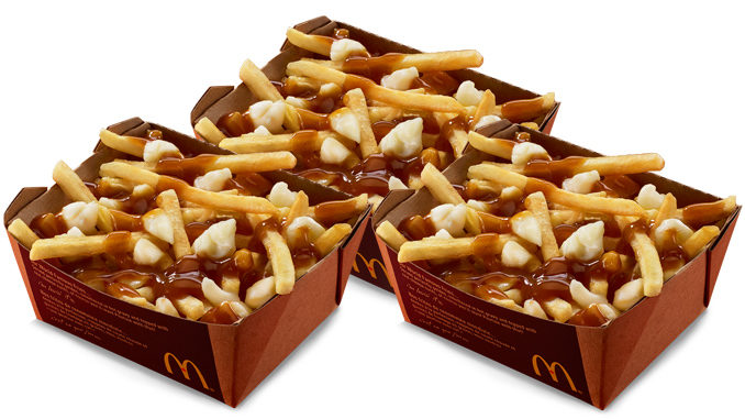 Get 50% Off All Poutine At McDonald's Canada Through March 5, 2017