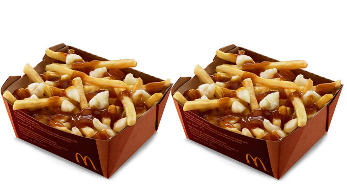 Get 50% Off Poutine At McDonald's Canada With My McD's App Through February 12, 2017