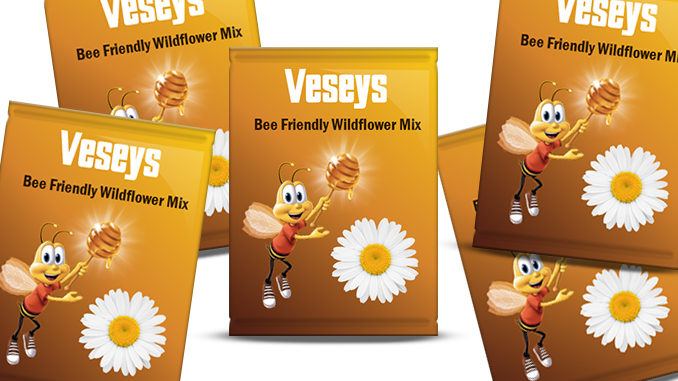 Get Free Wildflower Seed Mix Courtesy Of General Mills And Veseys Seeds