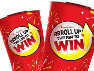RRROll Up The Rim To Win Is Back At Tim Hortons For 2017