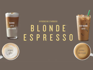 Starbucks Canada Debuts New Blonde Espresso Roast