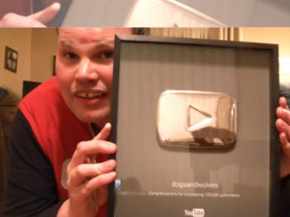 Weatherman Frankie MacDonald Awarded YouTube Silver Play Button