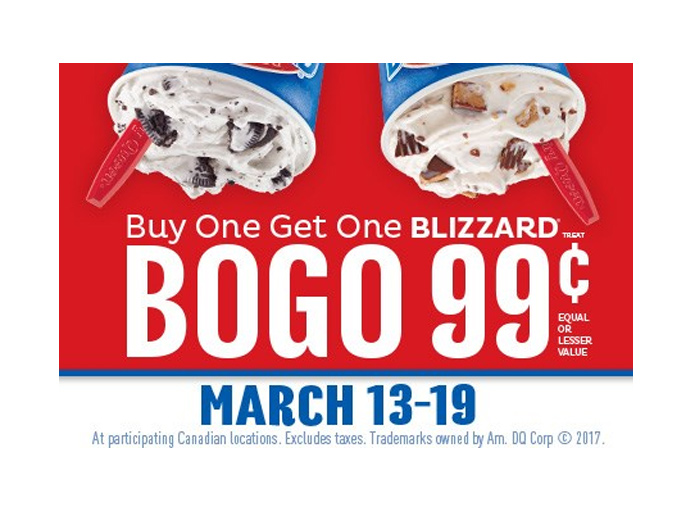 Find the best of Dairy Queen promo codes, coupons, online deals and in store newlightish.tk Deals Of The Day · Amazing Deals Everyday · Today's Hottest Deals · Best Deals Today 70% OffTypes: Grocery Stores, Specialty Stores, Factory Outlets, Retail Chains, Restaurants.