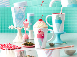 DAVIDsTEA Introduces New Malt Shop With Ice Cream-Inspired Teas