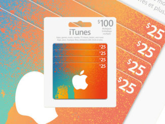 Get $100 Multipack iTunes Cards For $83.99 At Costco Canada