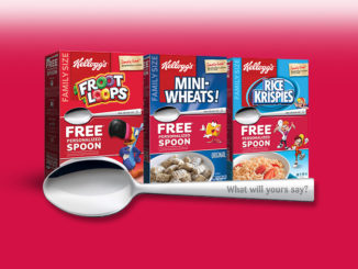 Get A Free Personalized Spoon From Kellogg's Canada